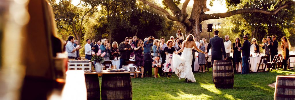Find a wedding decorator near Petaluma, CA