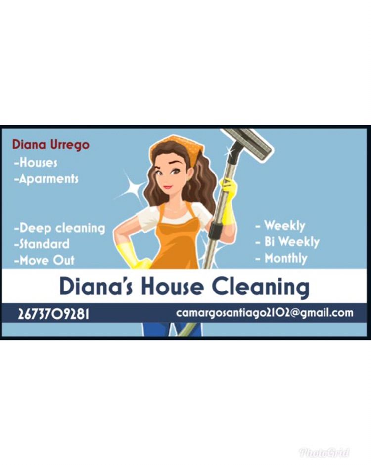 Diana's House Cleaning