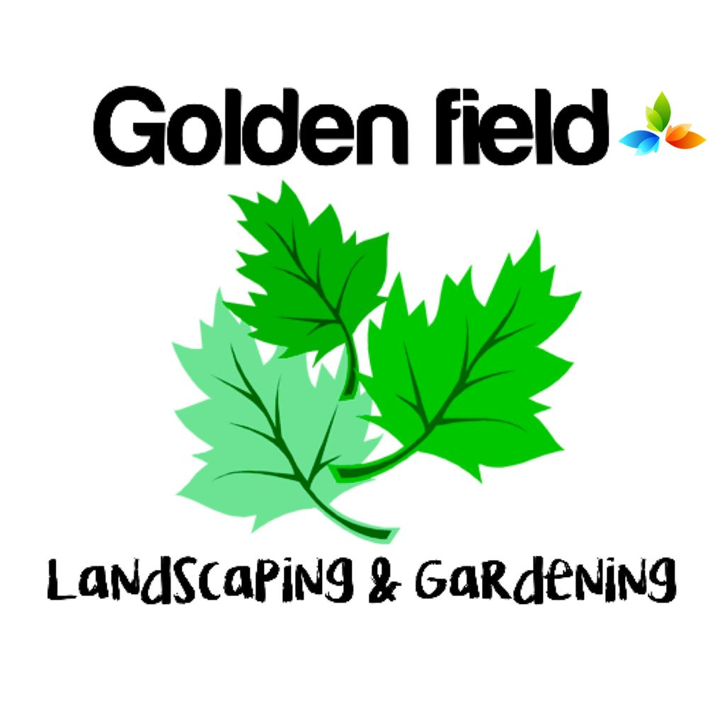 Golden field landscaping & gardening