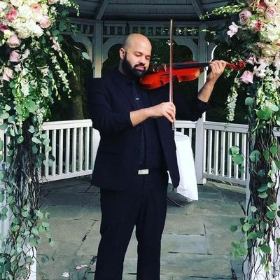 Avatar for James Teal, Violinist