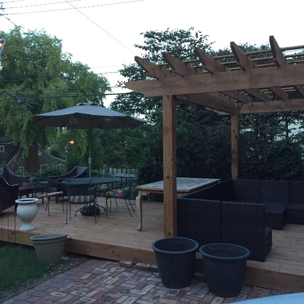Patio Remodel or Addition - Kansas City 2016