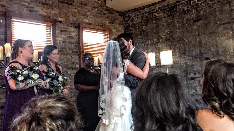 Wedding at A NEW LEAF