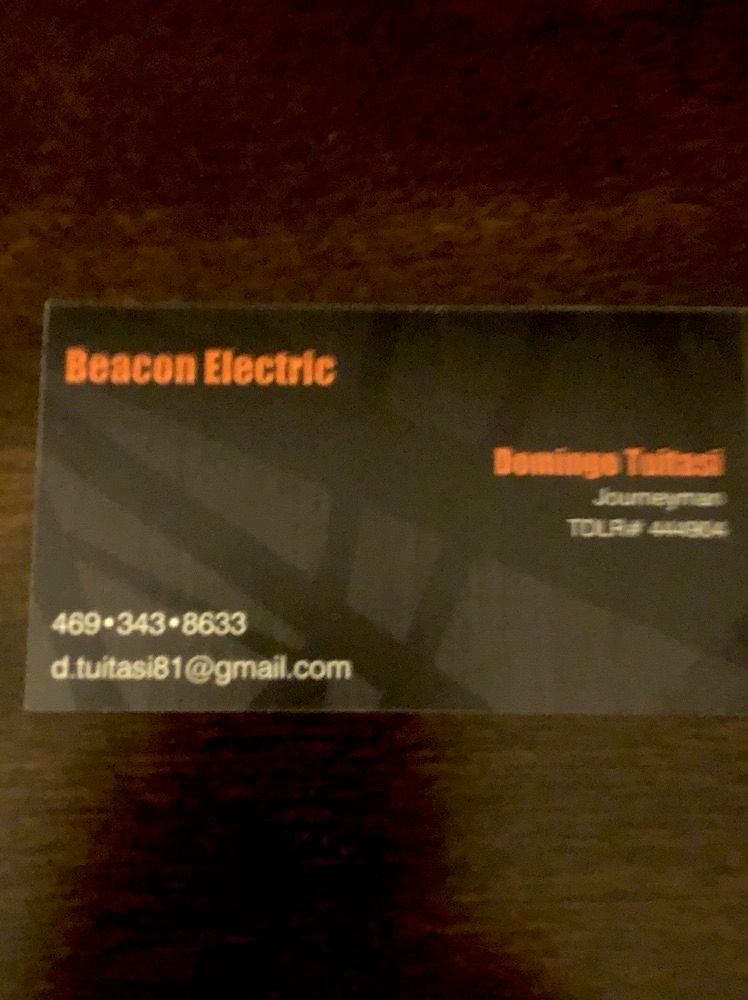 Beacon Electric ⚡️