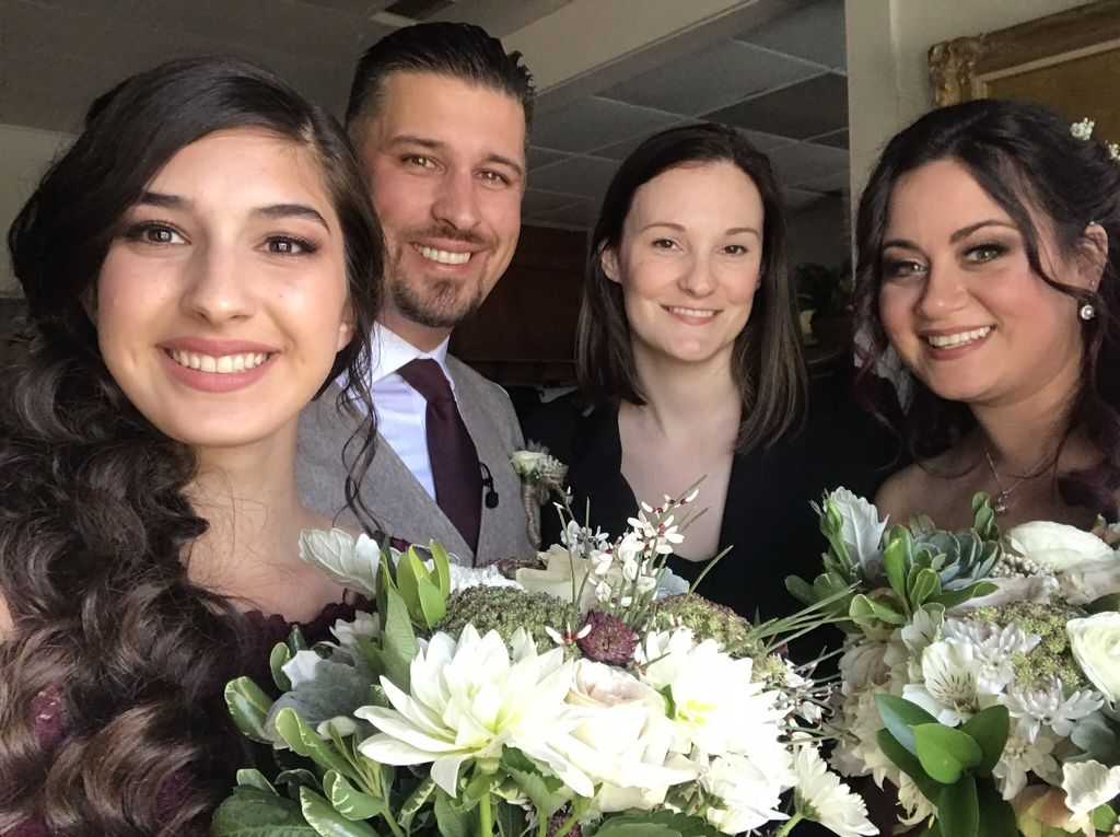 Wedding Officiant - Woodland 2018