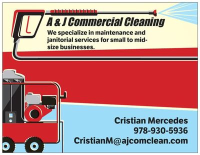 Avatar for A&J Commercial Cleaning