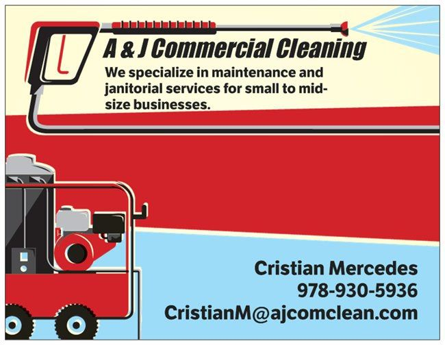 A&J Commercial Cleaning
