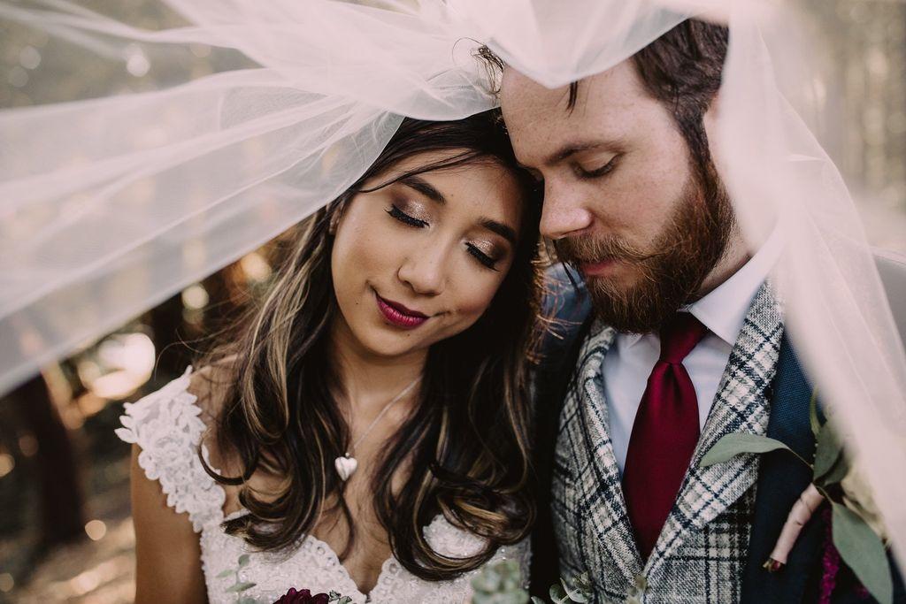 Wedding and Event Makeup - Ben Lomond 2018