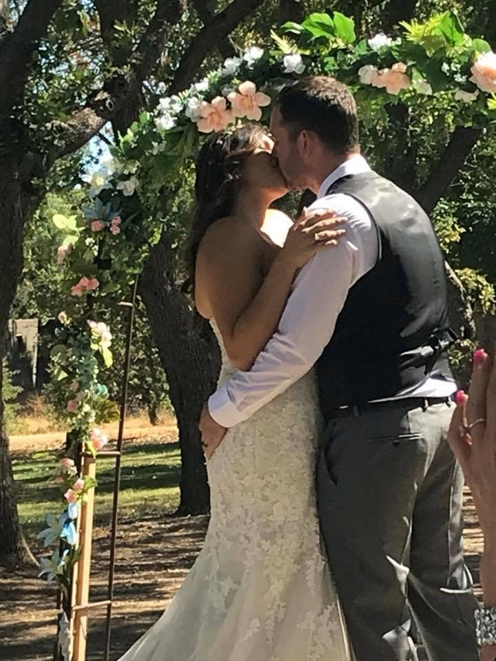 Wedding Officiant - Livermore 2018
