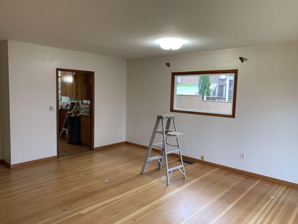 Repaint interior