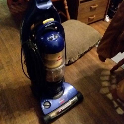 my favorite vacuum.
