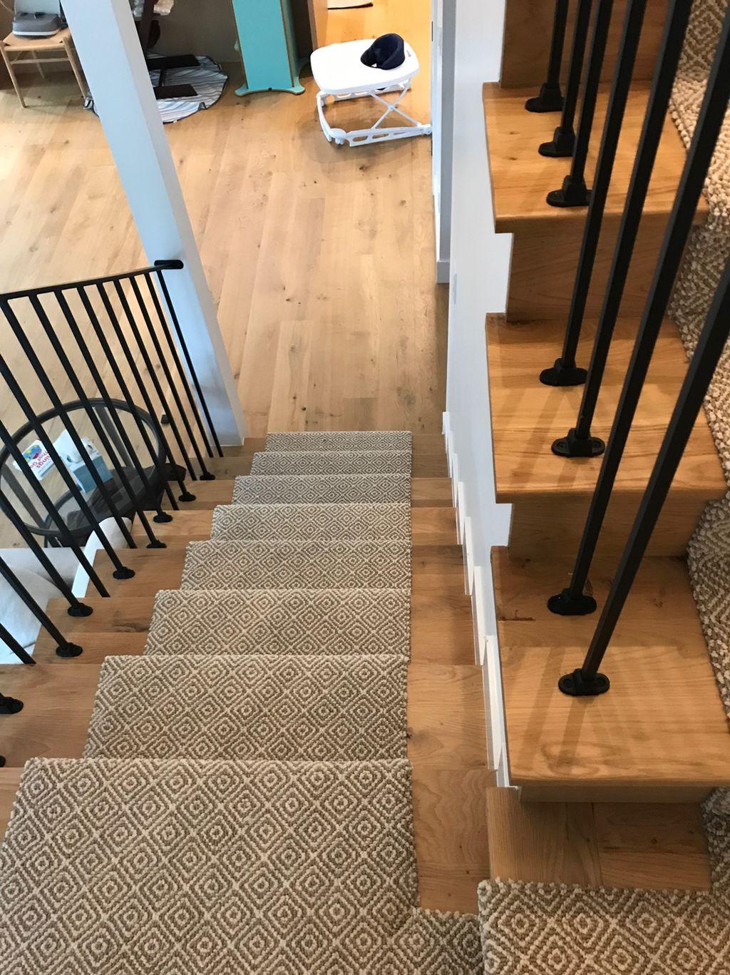Carpet Installation - Mill Valley 2019