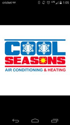 Avatar for Cool Seasons Air Conditioning and Heating Inc.