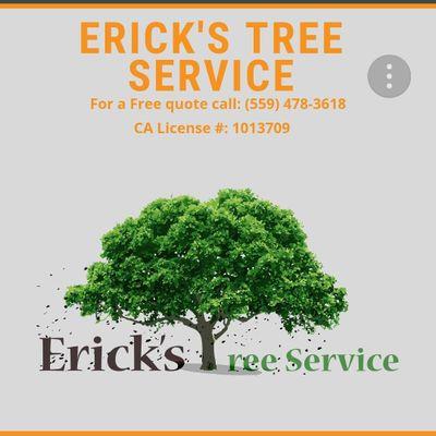Avatar for Erick's Tree Service