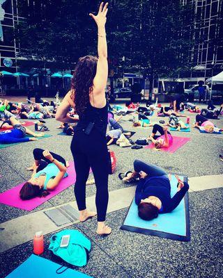 Avatar for Sadie Grossman - Yoga Magic