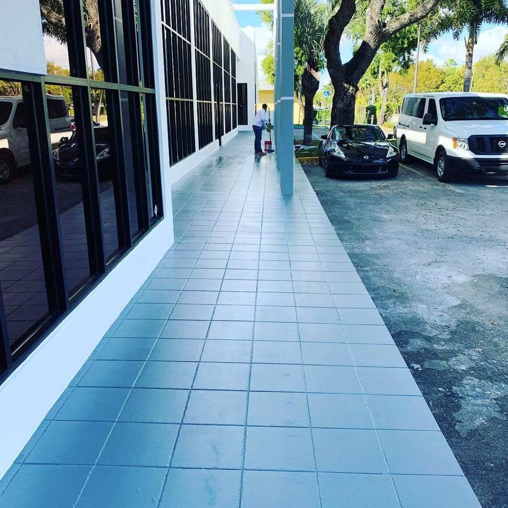 Commercial Waterproof Exterior Painting
