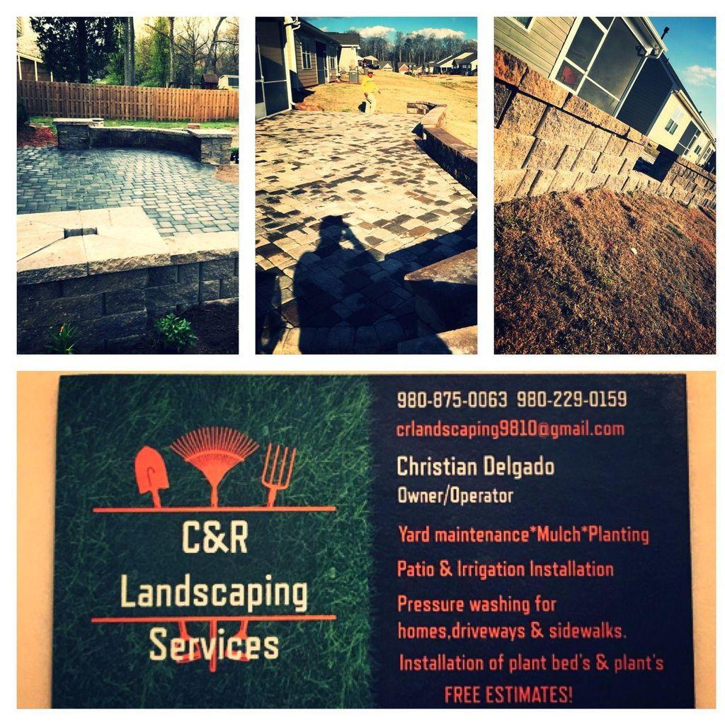 C&R Landscaping