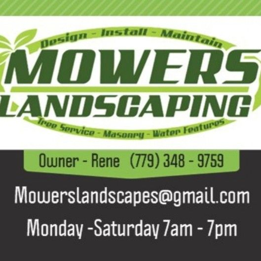 MOWERS Landscaping & Tree Services