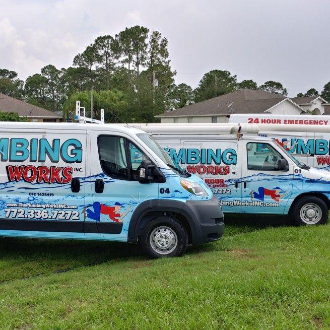 The Plumbing Works Inc.