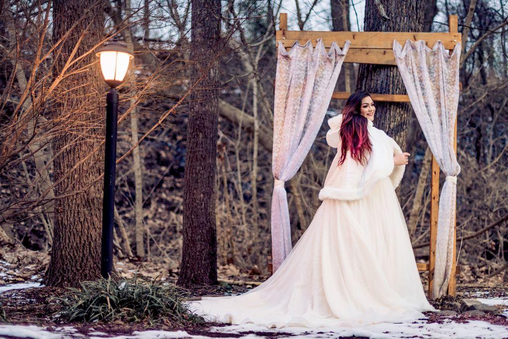 Katie's Bridal Birthday Shoot