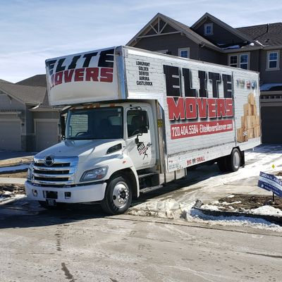 Avatar for Elite Movers Denver Arvada, CO Thumbtack