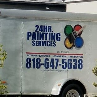 24HR Painting Services