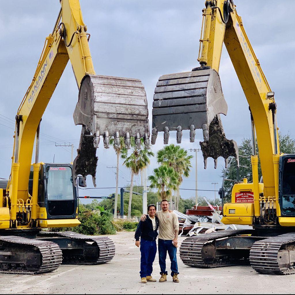 Richard A Hamann and Sons Demolition, Inc.