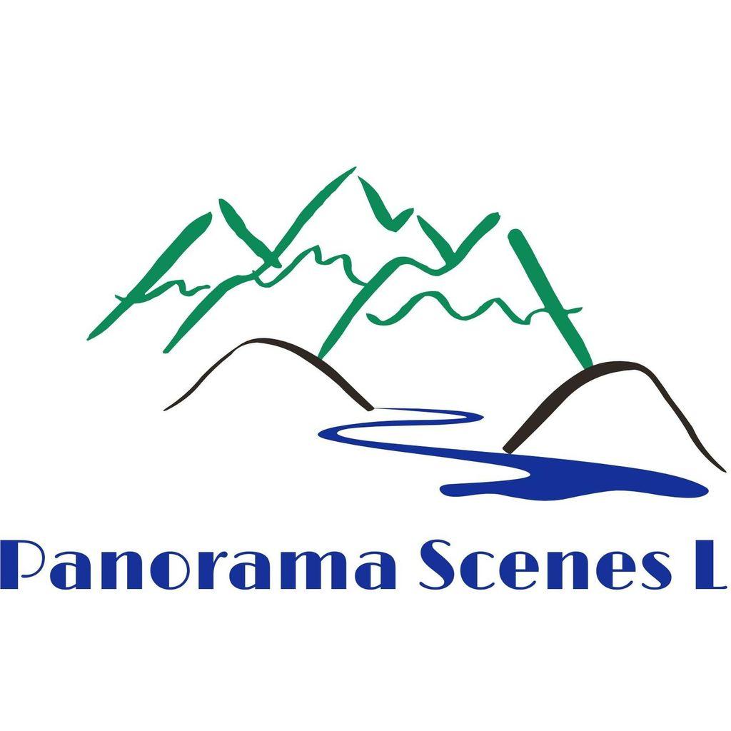Panorama Scenes Landscape & Concrete