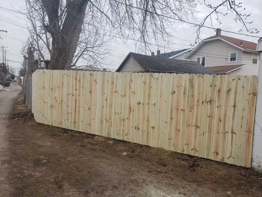 Fence and Gate Repairs - Columbus 2019