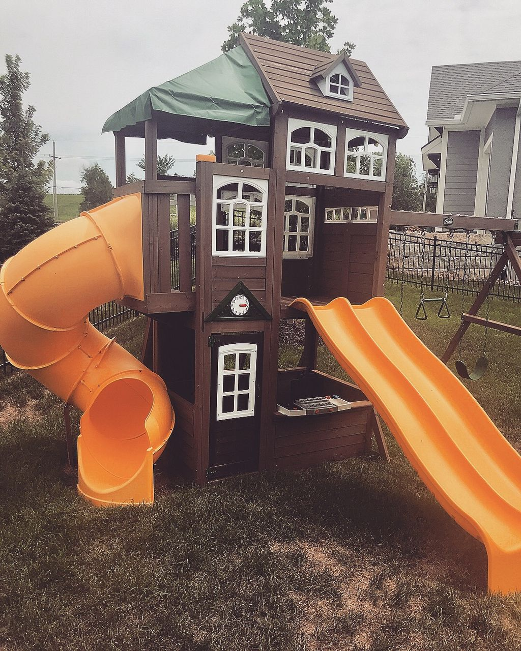 Play Equipment Assembly