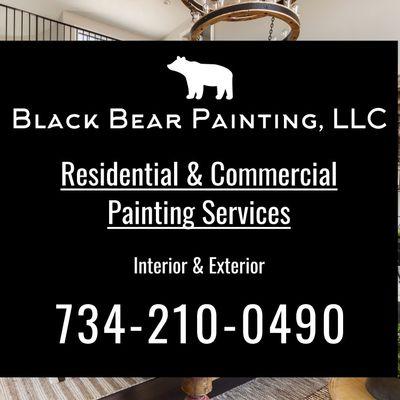 Black Bear Painting, LLC Canton, MI Thumbtack
