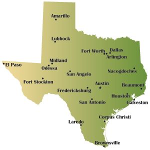 We move Texas