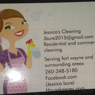 Avatar for Jessicas cleaning