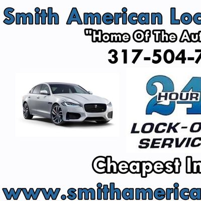 Avatar for Smith American Locksmith Services Indianapolis, IN Thumbtack