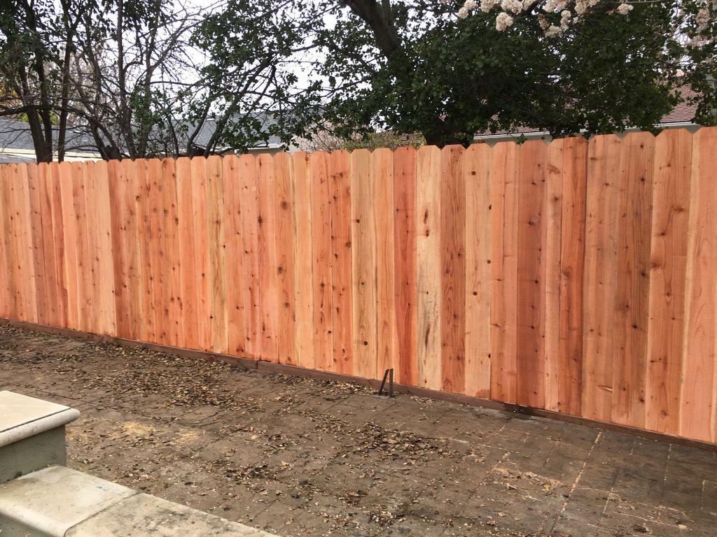 Fence Installation 94580