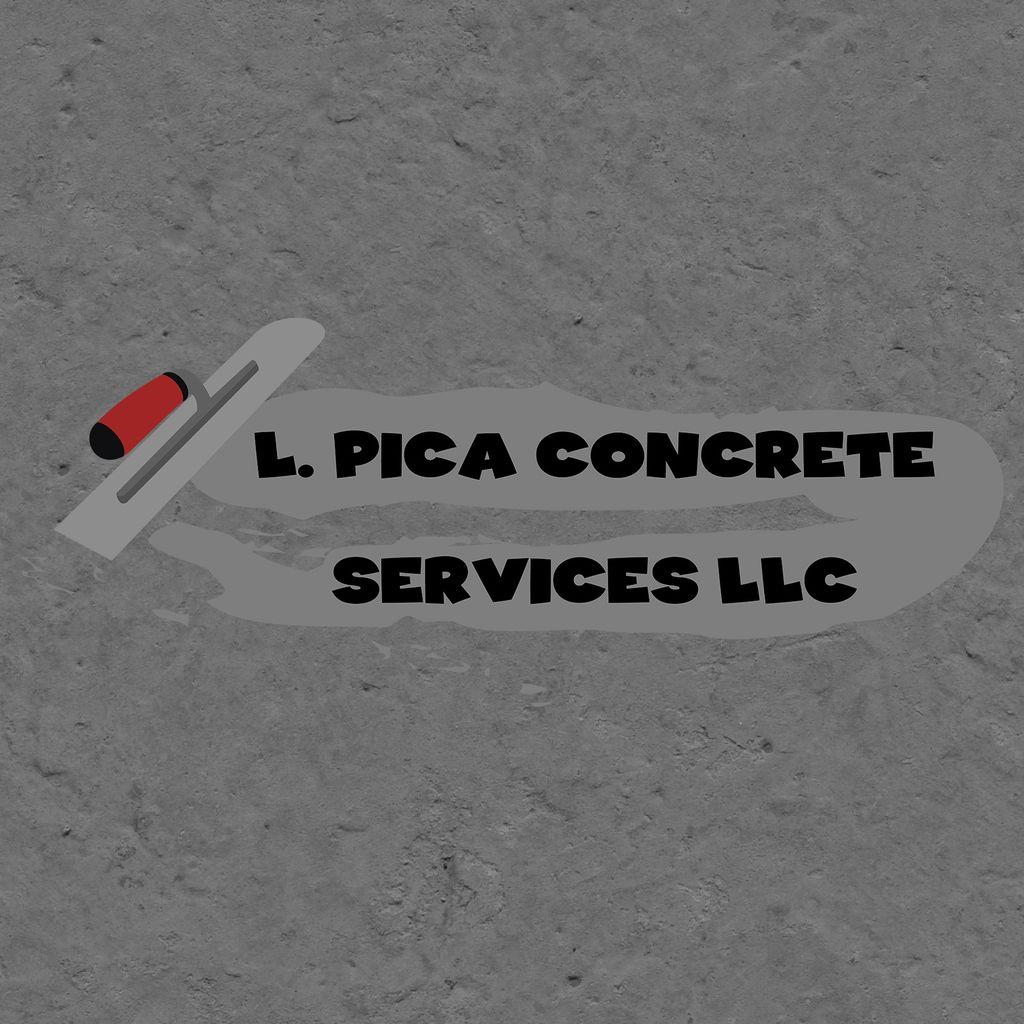 L. Pica Concrete Services LLC