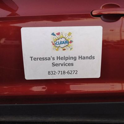 Avatar for Teressa's Helping Hands Services