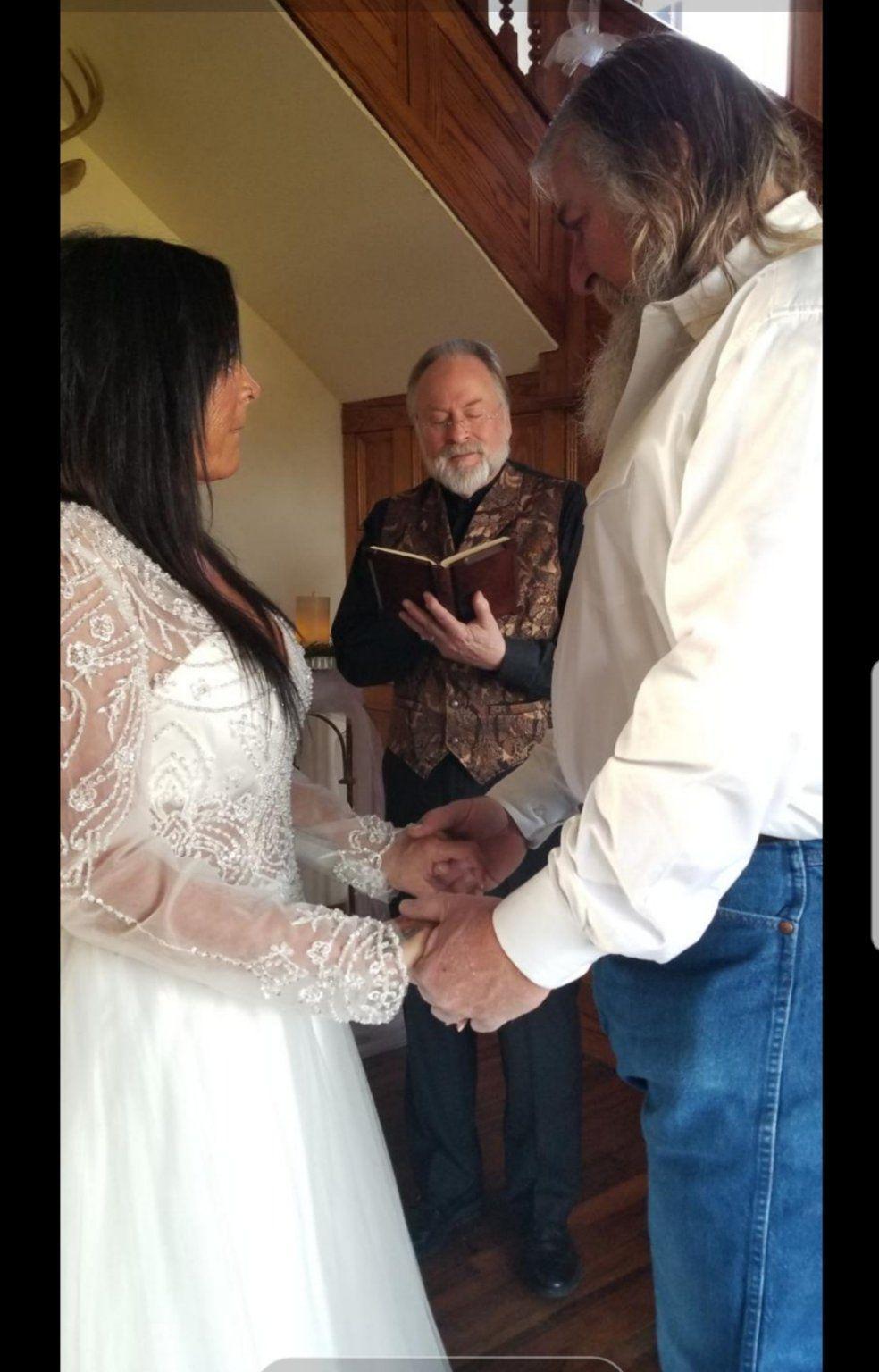Wedding Officiant - Kopperl 2019