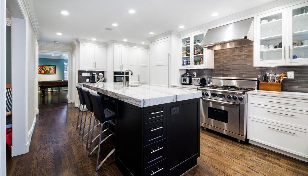 LG Custom Kitchen Remodel