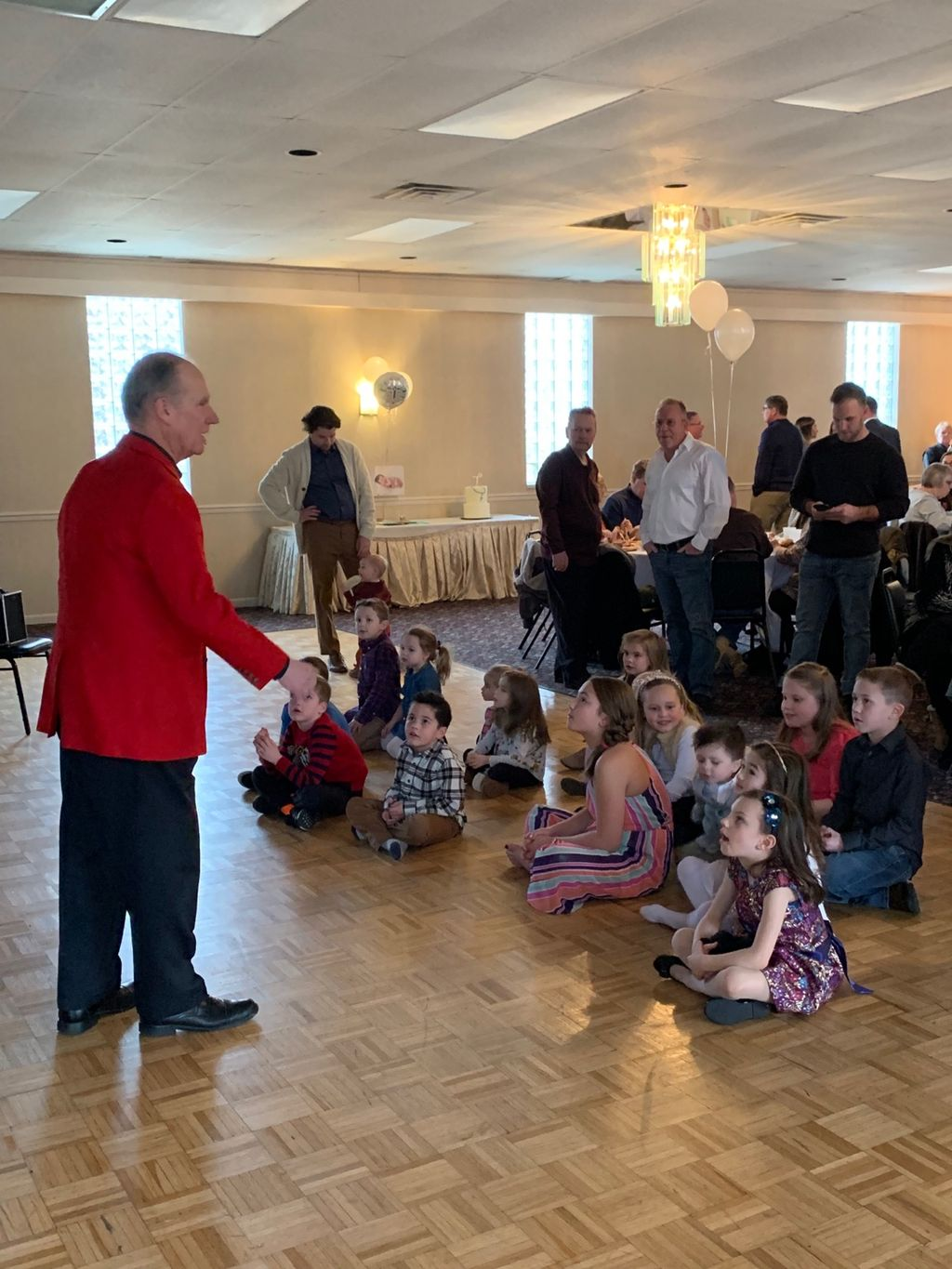 Magician - Kids Birthday party