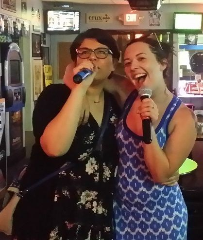 Karaoke - Weekly at local club