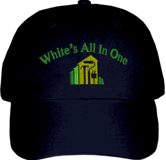 """White's """"All In 1"""" Home Improvement"""