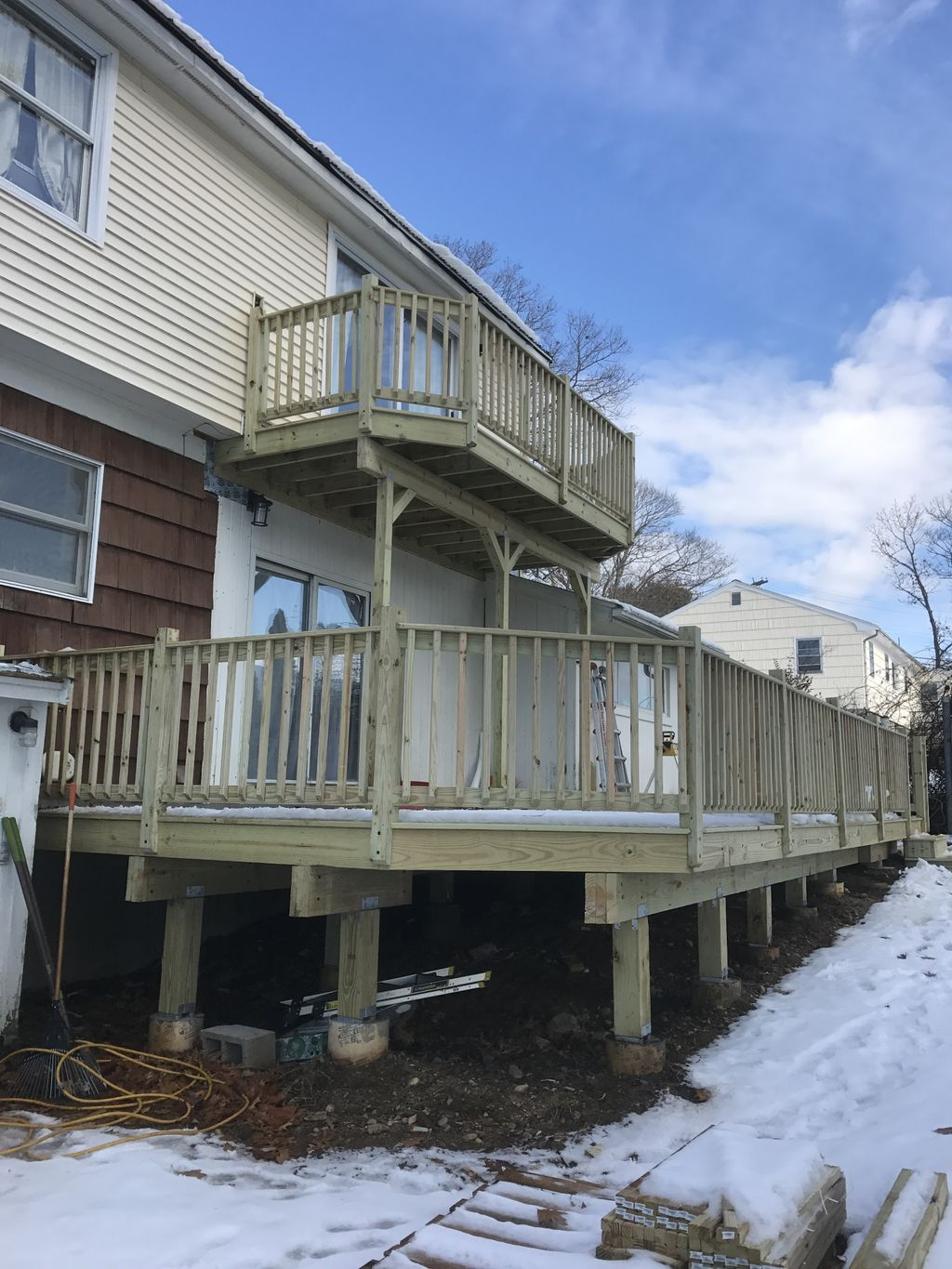 Deck Construction and Repair