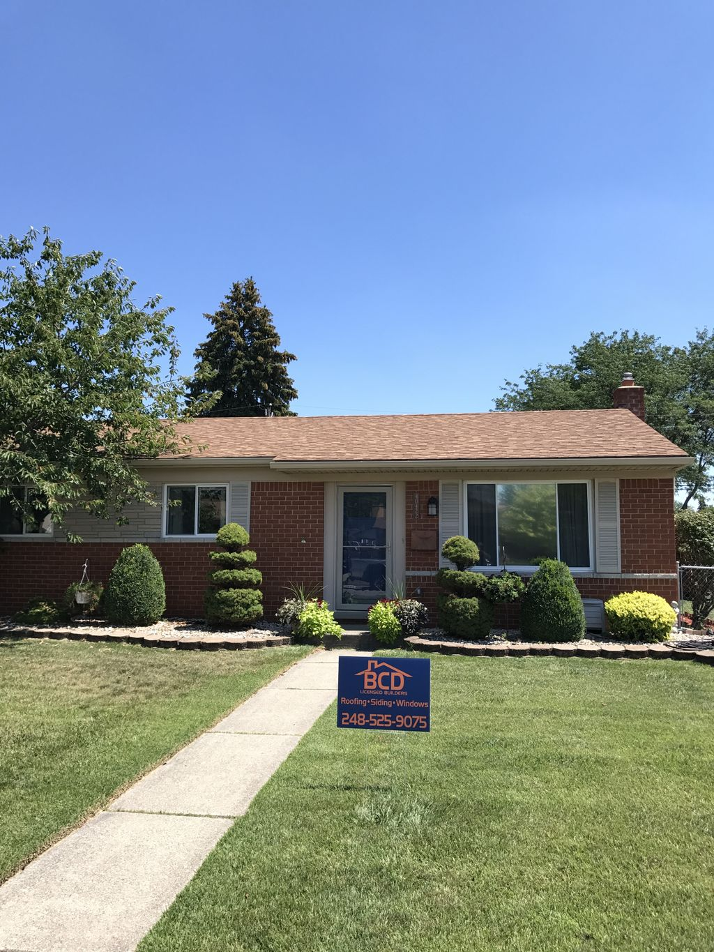 Sterling Heights Gutters