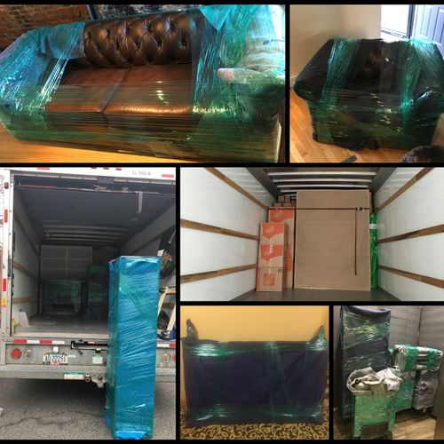 Expert packing and professional wrapping keep your items safe and damage-free. Don't trust your move with just anybody, trust the Pros at Checkmate!