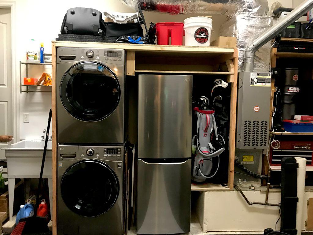 Custom shelving unit