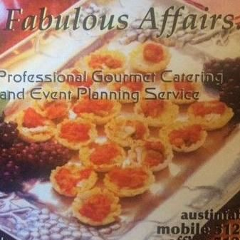 Fabulous Affairs Event Planning & Gourmet Catering