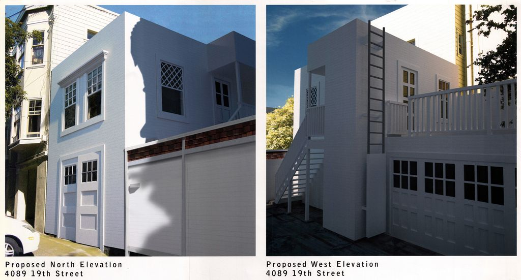 Carriage House redux