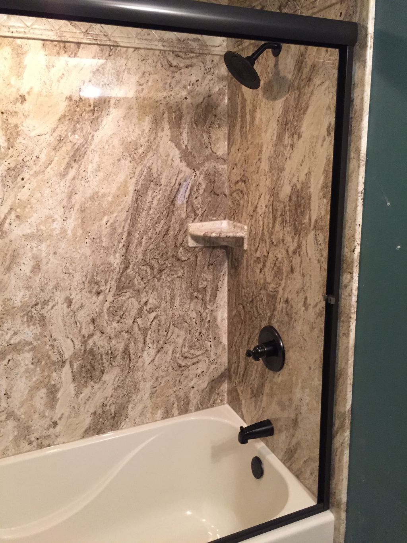 Algonquin Bath remodel
