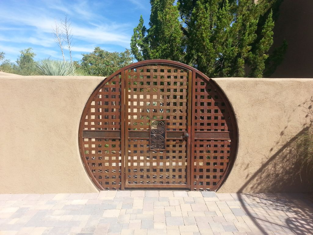 Custom Gate and Fencing