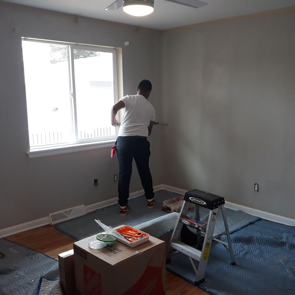 Alan's   painting LLC.